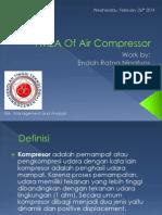 RMA - FMEA Compressor