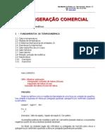 3.0 Refrigeração Comercial Termodinâmica