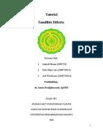 Tutorial Tonsilitis Difteria