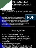 Signos y Sintomas en Ge