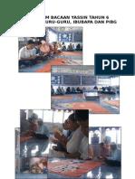 Program Bacaan Yassin Tahun 6