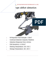 Wire Rope Defect Detection