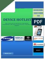 Hotlist March 2014