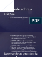 Ciência_ Imparcialidade, Neutralidade, Autonomia e Legitimidade