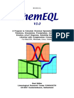 Manual ChemEql Software