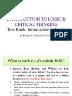 Basic Logic Concepts