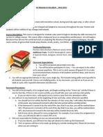 cp english ii - syllabus