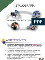 INTRODUCCIÓN metalografia1