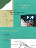 Ultrasonido Ocular