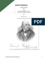 Letters of Edward FitzGeraldin two volumes, Vol. 1 by FitzGerald, Edward, 1809-1883