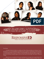 Responsive Education Solutions Annual Report 2009