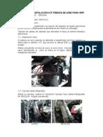 Manual de Instalacion Kit Frenos de Aire