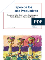 TIE-BRASIL - Mapeo de Los Procesos Productivos