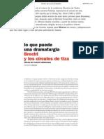 Lo Que Puede Una Dramaturgia (4559)