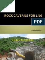 LPG Caverns Storage