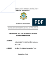 Botica Pumahuasi Final