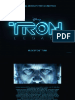 Digital Booklet - TRON Legacy