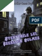 Arthur Conan Doyle-Aventurile Lui Sherlock-Holmes