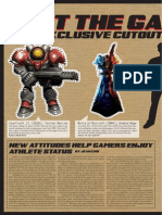 Issue 3 Focus Page