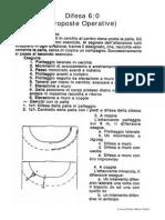 Defensa 6-0 Propuesta Operativa. Italliano