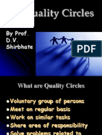 Quality Circles for Vikramshila Students