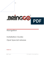 BringGo Special Release Installation Guide Android