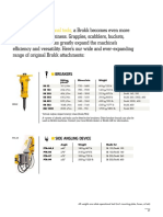Brokk Attachments 2012-13