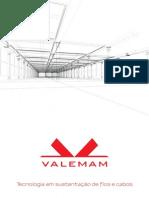 VALEMAM - Eletrocalhas e Dutos de Piso