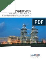 Gas Power Plants Alstom