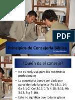 Principios de Consejería Bíblica