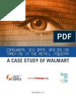Walmart Privacy