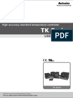 TK Series User Manual