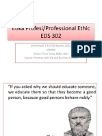 Intro to Ethical Business Practice