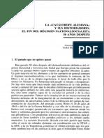 La catastrofe alemana.pdf
