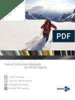 Winter Sports Brochure