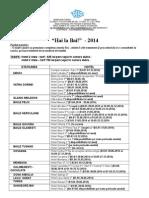 HAI LA BAI 2014