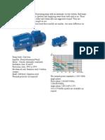 Sea Pump JSP