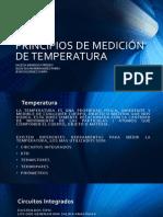 Principios de Medición de Temperatura