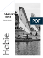Manual Hobie Adventure Island
