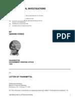 Archeological InvestigationsBureau of American Ethnology, Bulletin 76 by Fowke, Gerard, 1855-1933