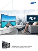 Samsung TV AV Brochure