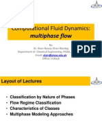 Lectures on CFD (Multiphase Flow)