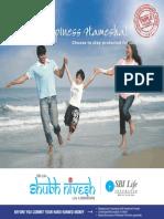 SBI LIFE INSURANCE - Shubh Nivesh Brochure New Version