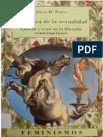 Dialéctica de la sexualidad.Alicia Puleo