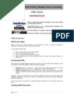 HTML Tutorial za pocetnike
