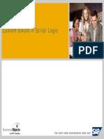 BPC Custom Logic