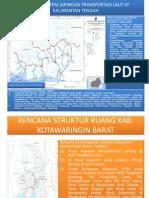 Rencana Sistem Jaringan Transportasi Laut Di Kalimantan Tengahq
