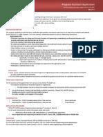 2014+PA+Position+Description+&+Application+CATALYST+&+CURIE