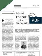 Revista Surco  / Mayo 2009