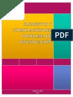 Elementos y Formulación Del Problema de Investigación- Informe